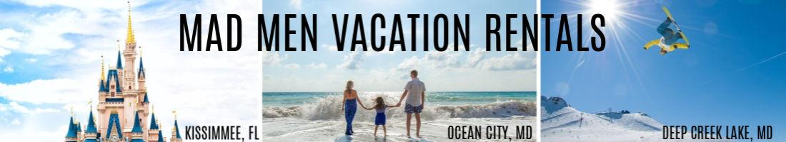 Modern Luxury Vacation Rental in Kissimmee, Deep Creek and Ocean City