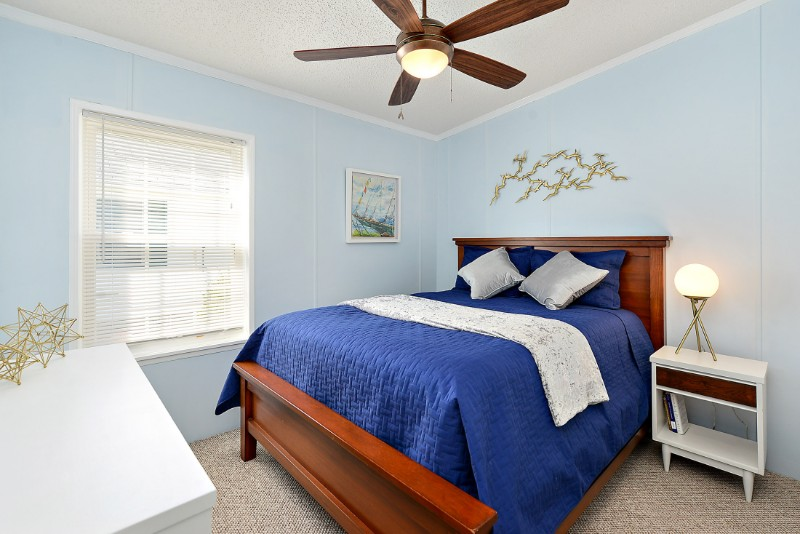 ocean city maryland vacation home bedroom
