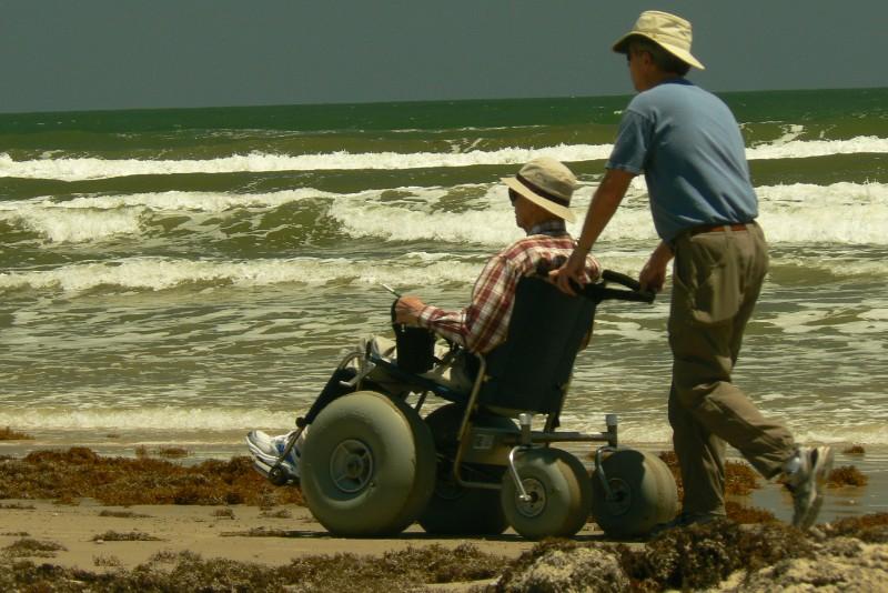 ocean city beach wheel chair madmen