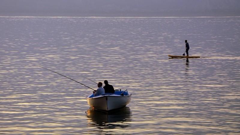 fishing in Ocean City Maryland Madmen Beach House
