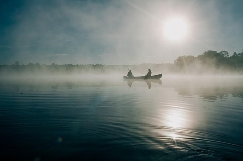 Assawoman bay fishing