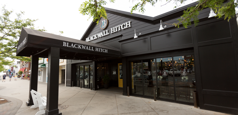 Black Wall Hitch in Rehoboth Beach by Mad Men Vacation Rentals for Foodies