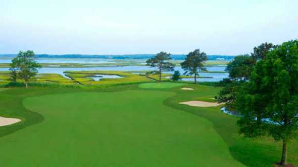 Eagles Landing Golfing Experience By Ocean City Maryland by Mad Men Vacation Rentals