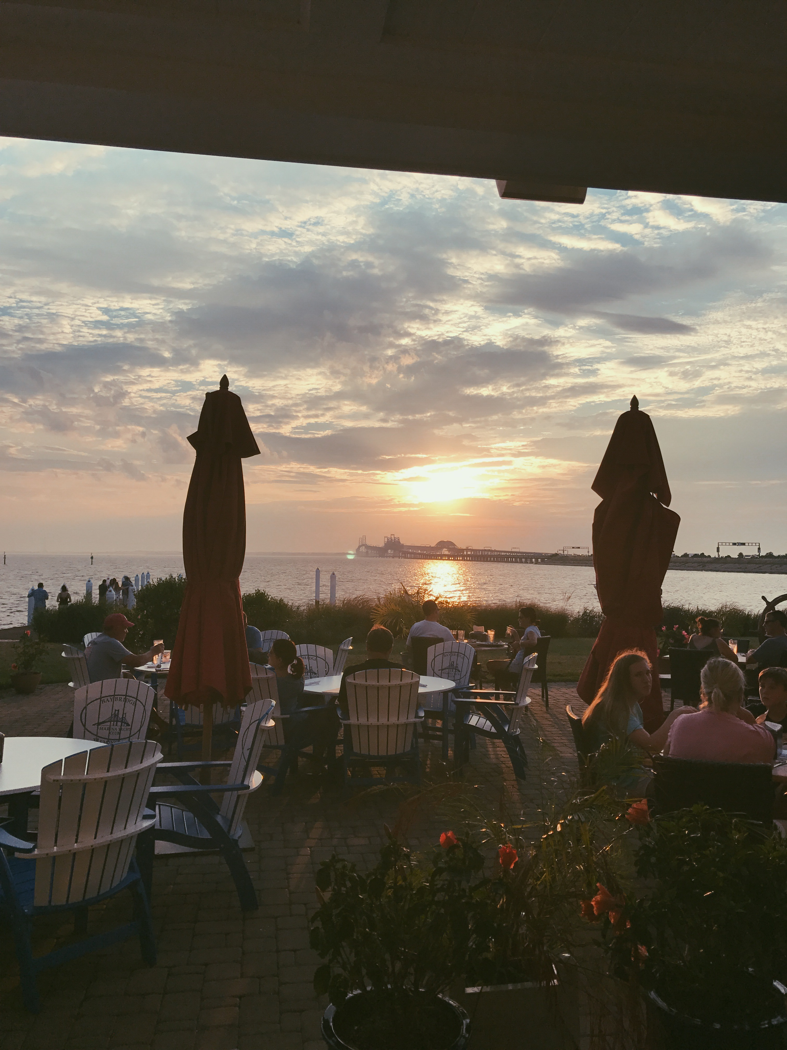 Hemingway's Restaurant Experience in Kent Island, Maryland by Mad Men Vacation Rentals