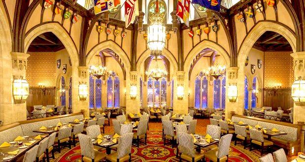 Cindarella's Royal Table Insider Tips