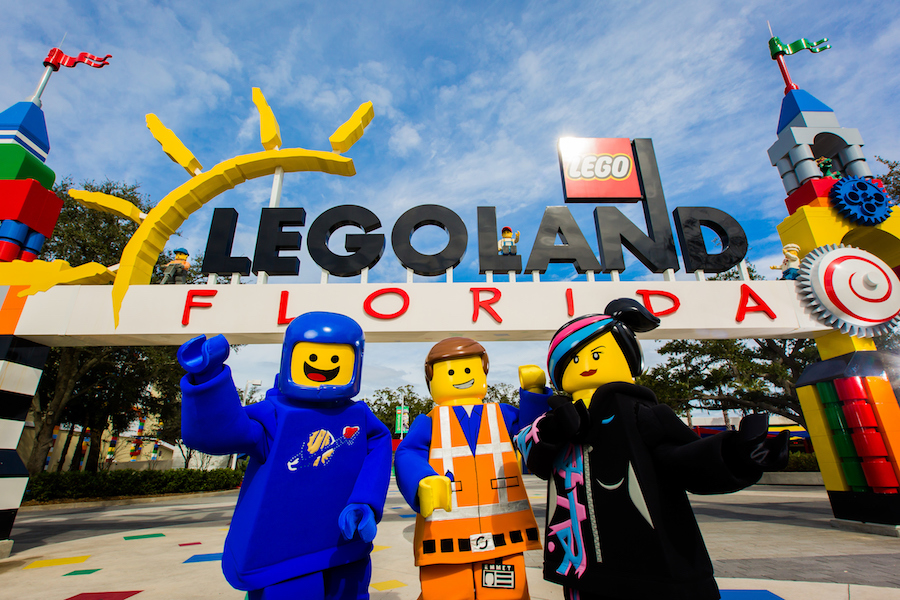 Legoland Florida what to do and see on vacation