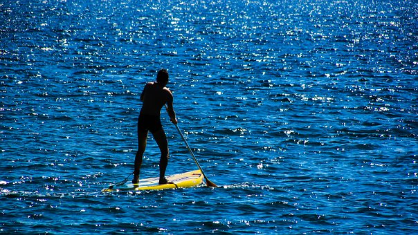 paddle boarding ocean city maryland