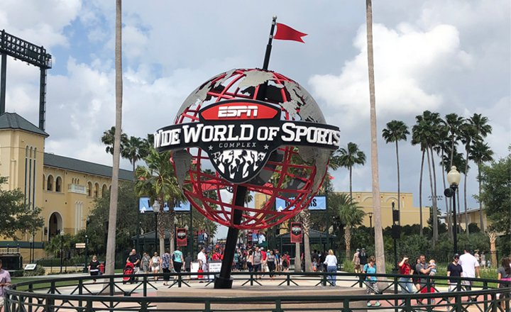ESPN Wide World Of Sports Fun Kissimmee Activity for Villa Vacationers