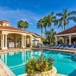 Kissimmee Resort Pool for your best Disney Vacation Destination