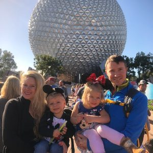 Kids First Trip to Disney by Mad Men Vacation Rentals